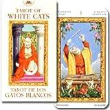 【猫好きに贈る猫づくしのタロットカード!】ミニチュア・ホワイトキャッツ・タロット