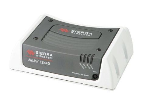 Sierra Wireless Airlink Es440 Gateway Wireless Modem - Verizon Wireless - Ac Adapter (New In Brown Box