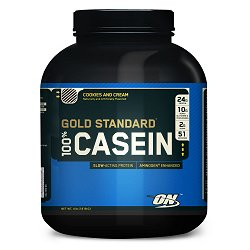 Optimum Nutrition Casein Protein 1800g Vanilla