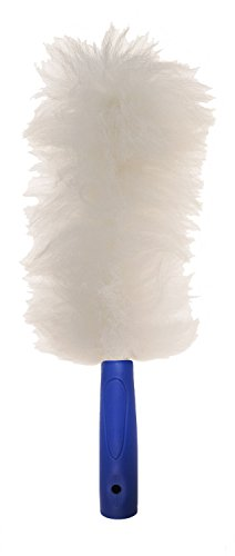 Ettore 48111 Lambswool Duster With Click-Lock Feature
