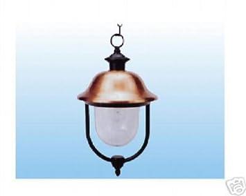 Lanterna verona con catena lanterne illuminazione arredo for Lanterne d arredo