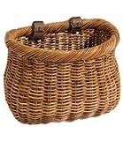Nantucket Cisco Round Basket Light Brown