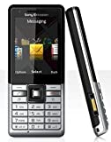 Unlocked Sony Ericsson J105 Naite quandband GSM Eco Phone in (Silver) - International version