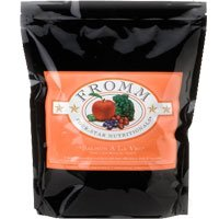Detail image Fromm Four-Star Nutritionals Salmon La Veg Dry Cat Food 15-lb bag