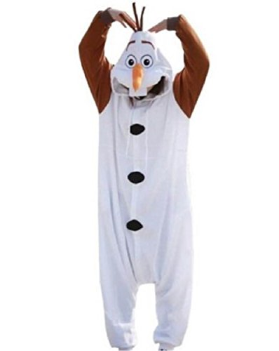 Frozen-Inspired-Olaf-Snowman-Onesie-Fancy-Dress-Pyjamas-Mens-Ladies