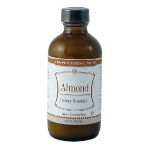 LorAnn Oils Emulsion, Almond, 4 Ounce