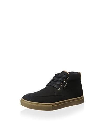 Lugz Men's Habit Mid Twill Midtop Sneaker