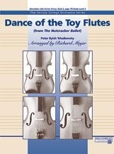 Dance of the Toy Flutes Conductor Score & Parts