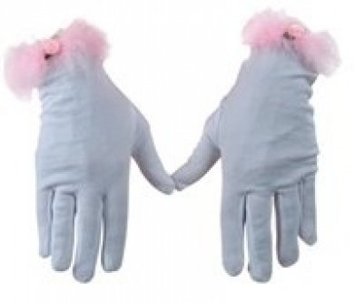 Schylling ROSE APPLIQUE GLOVES [Toy]