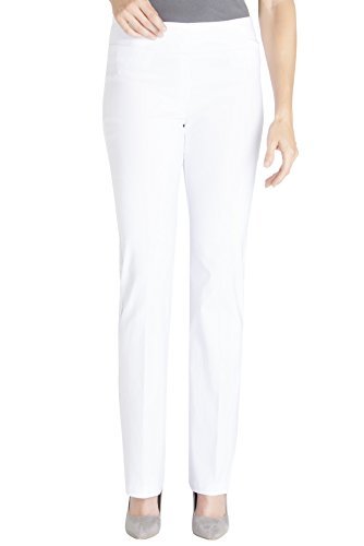 Rekucci Women's Ease In To Comfort Boot Cut Pant