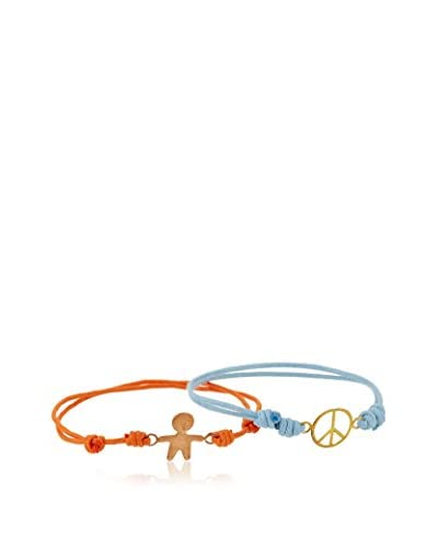 Cordoba Jewels Set de pulseras x2