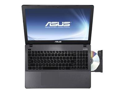 Asus P550LAV-XH51 15.6 inch Intel Core i5-4210U 1.7GHz/ 4GB DDR3L/ 500GB HDD/ DVD±RW/ USB3.0/ Windows 7 Practised and Windows 8.1 Pro Notebook (Dark Glum)