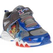 Disney Toddler Boys' Jake and the Neverland Pirates Light Up Sneakers - Size 7