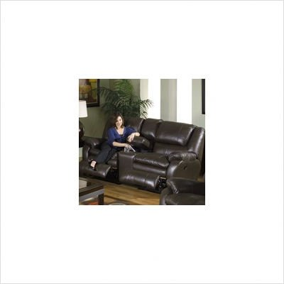 Buy Low Price Catnapper Allegro Console Loveseat Upholstery: Mushroom (B003D3LOH4)