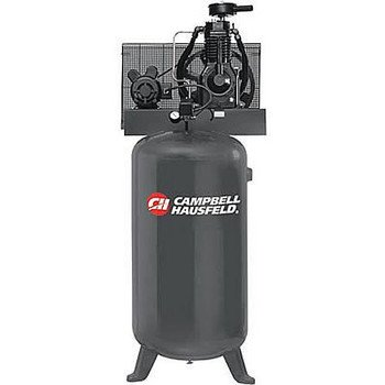 Campbell Hausfeld Ce6000 80 Gallon, 5 Hp Two Stage Single Phase Air Compressor, Stationary