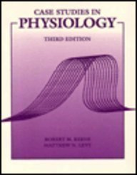 Case Studies In Physiology, 1e