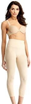 SlimMe By MeMoi womens Basic Control High Waisted Legging