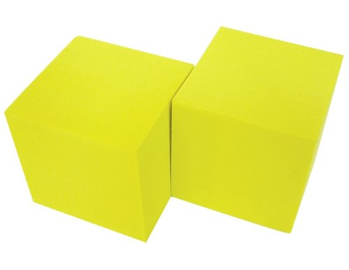 Teacher Created Resources 2-Inch Foam Blank Dice (20616)