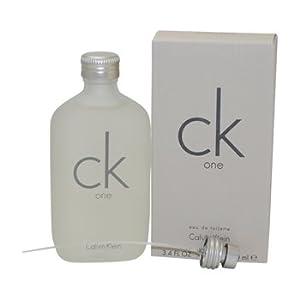 Calvin Klein CK One Unisex, Eau de Toilette 100 ml EDT