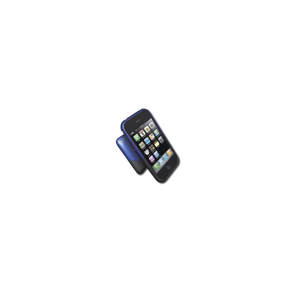 Blue/Black   ifrogz Luxe Case for Apple iPhone 3G/3GS