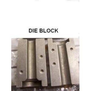 """Clarik 1/4"""" Sae 45 Deg Set Of Dies To Suit Brake Flare Tool"""
