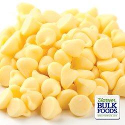 Lemon Flavored Confectionery Chips / Drops - 3 Lb Bulk