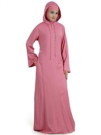 Mybatua Women S Islamic Clothing Moroccan Hooded Rayon