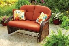 Outdoor Patio Glider by Better Homes and Gardens picture
