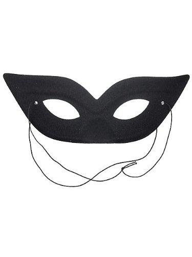 Spirit Harlequin Black Mask
