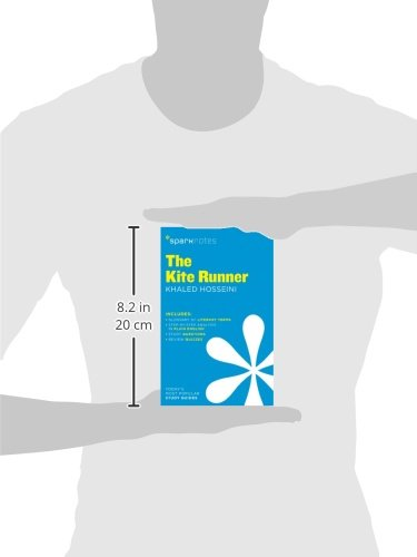 The Kite Runner by Khaled Hosseini (SparkNotes Literature Guide)