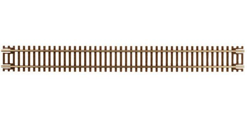 "N Code 55 Nickel Silver 6"" Straight Track (6) Atlas Trains - 1"