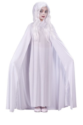Gossamer Ghost Hooded Cape