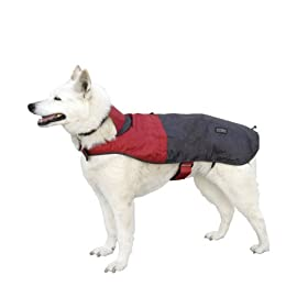 Kyjen Outward Hound Designer Dog Rain Jacket, Colors Vary