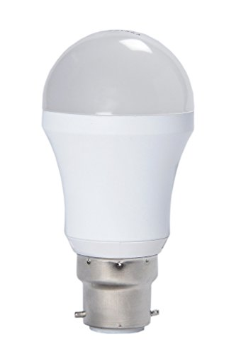 3W B22 Plastic LED Bulb (Cool Day Light)