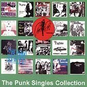 Cherry Red Punk Singles Collection