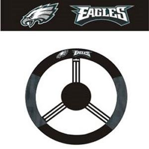 Philadelphia Eagles Mesh Steering Wheel Cover at Amazon.com
