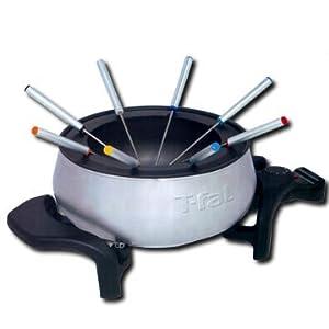 T Fal Fondue Pot Electric Home Kitchen
