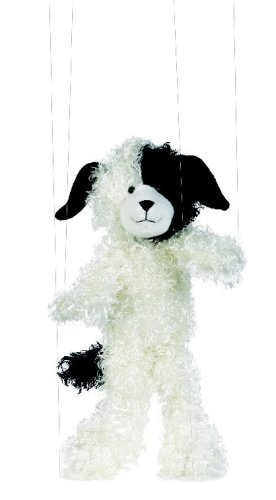 Ganz Domino Dog 10in Marionette with Sound - Buy Ganz Domino Dog 10in Marionette with Sound - Purchase Ganz Domino Dog 10in Marionette with Sound (Ganz, Toys & Games,Categories,Stuffed Animals & Toys,Animals)