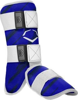 EvoShield MLB Batters Speed Stripe Leg Guard