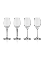4 Sommelier Wine Glasses