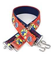 2 Pack Fireman Sam™ Elasticated Belts