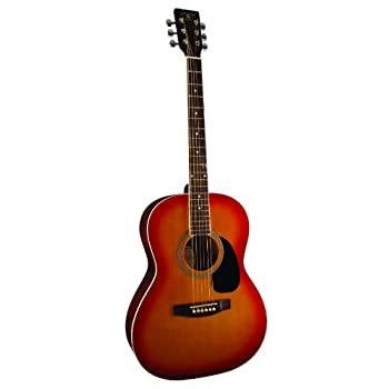INDIANA Dakota IDA-CB Acoustic Guitar - Cherry Sunburst sale