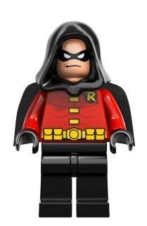 robin-lego-compatible-mini-figure-red-shirt-black-pants-from-10937-batman-arkham-asylum-breakout