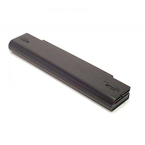 Batterie li-ion 11,1 v pour sony vaio 4400mAh vGN-fE48M noir