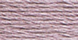 DMC Pearl Cotton Skeins Size 5 27.3 Yards Light Antique Violet 115 5-3042; 12 Items/Order