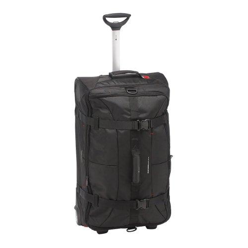 Delsey Crosstrip 2 Rollen-Reisetasche 74 cm erweiterbar