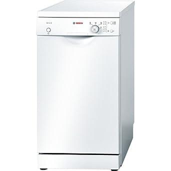 Bosch SPS40E52EU Freestanding 9places A+ Blanc lave-vaisselle - laves-vaisselles (Autonome, A, A+, Full size, Blanc, boutons, Rotatif)
