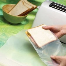 Harold Import 1814 Toast-it Toaster Bags