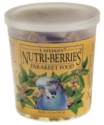 Cheap Lafeber Nutri-Berries Parakeet 12.5oz (B003NMZ7K0)