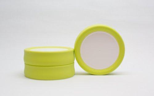 Simpler Products Tulid Mason Jar Lids Reusable, leak proof, BPA free